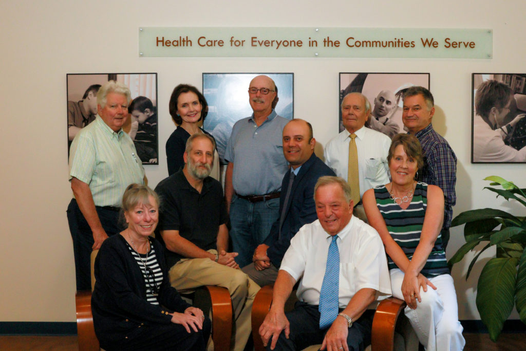 Hudson Headwaters Health Foundation Board of Directors