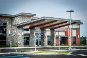Champlain Family Health Exterior