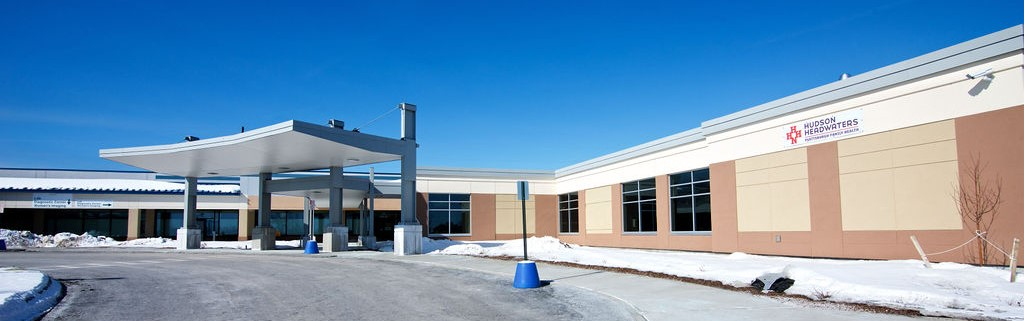 Plattsburgh Family Health Exterior
