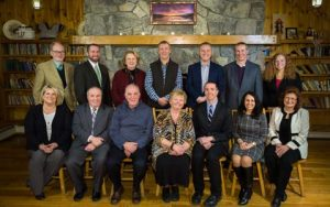 The Board of Directors for Hudson Headwaters Health Network