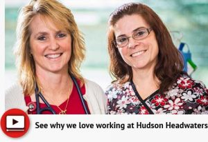 Video image: See why we love working at Hudson Headwaters
