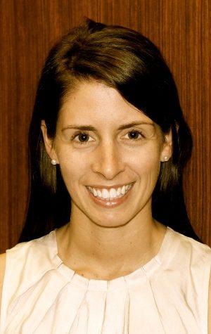 Sarah Thompson, M.D.