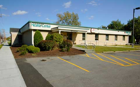 Health Center on Broad Street (Glens Falls)