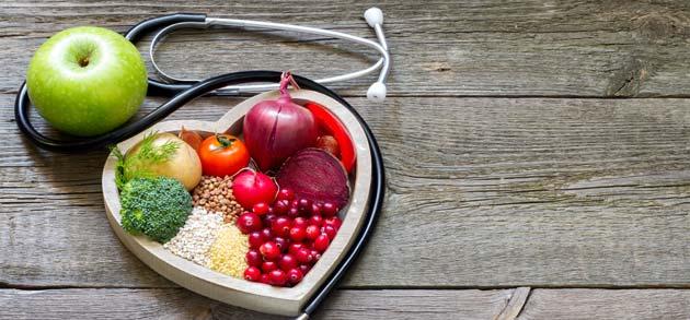 healthy heart nutrition