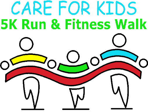 Care For Kids Run Logo