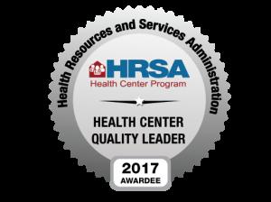HRSA quality award