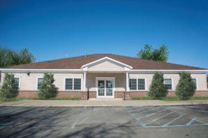 Pediatric and Adolescent Health building