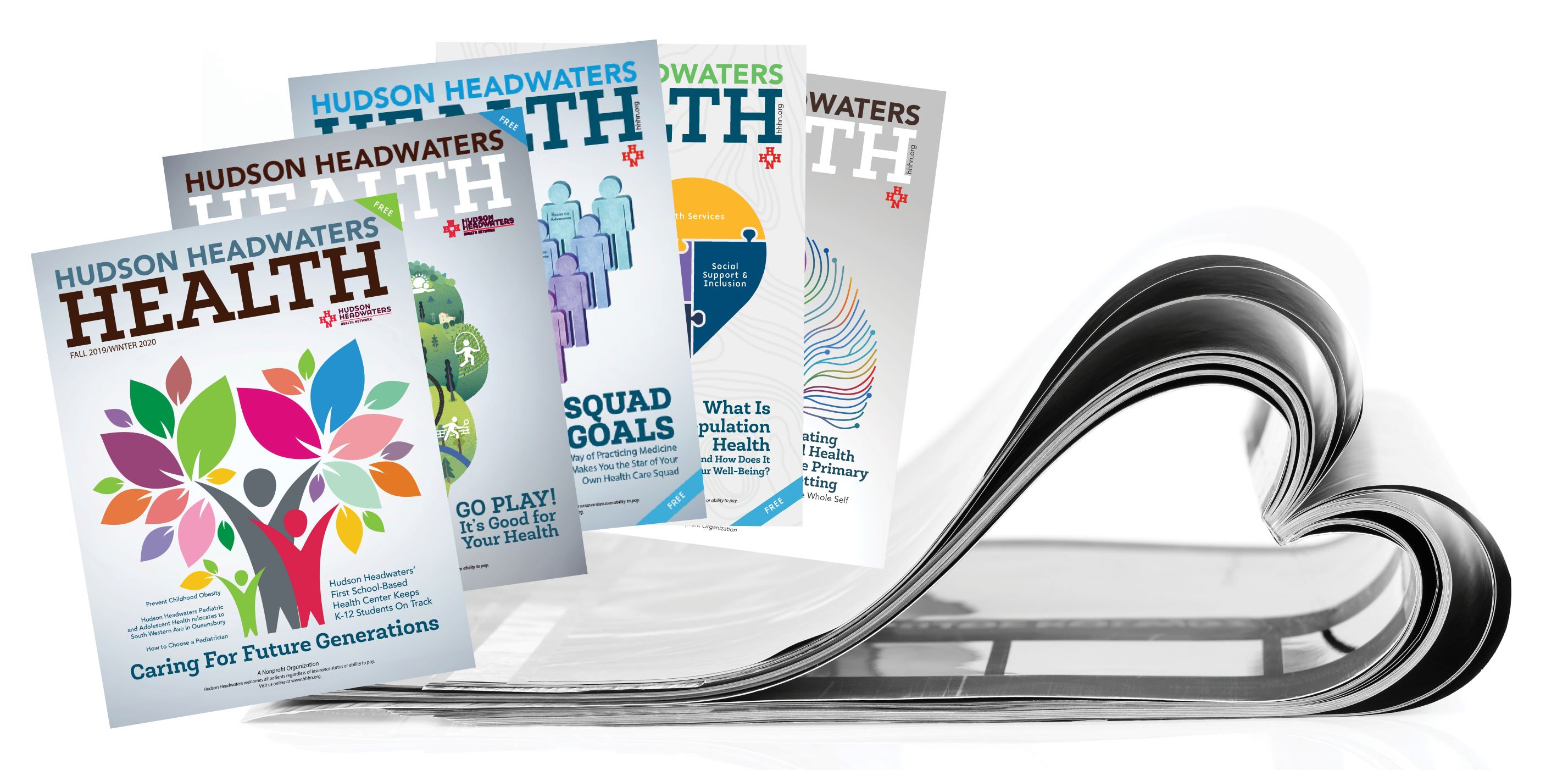 Hudson Headwaters Health Magazines